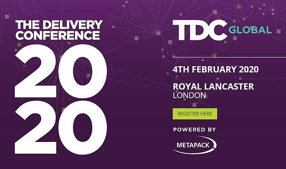 Come and see us at The Delivery Conference 2020